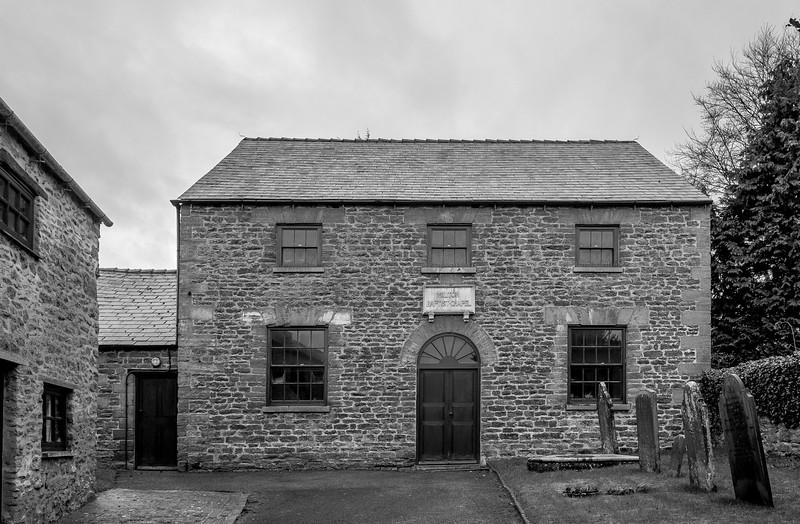 Milton Baptist Chapel, Green Street, Milton Malsor, Northamptonshire