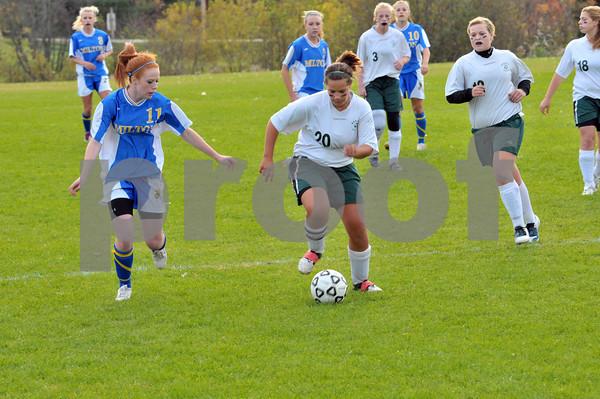 Girls Varsity @ Enosberg 2010