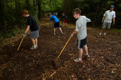 Trail Work Day #1 (Wilkinson)
