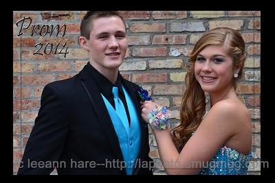2014 Prom Pics at Rotary