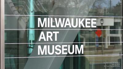 Milwaukee Art Museum, Mar 24, 2018, part 1
