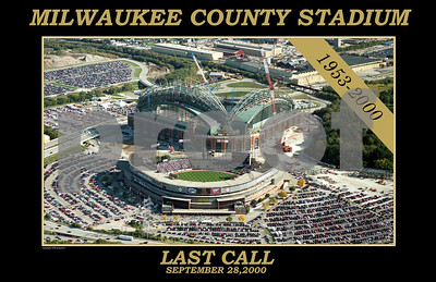Milwaukee County Stadium/Miller Park