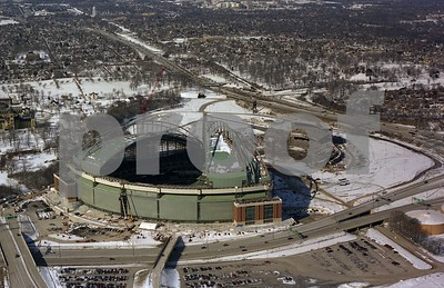 Milwaukee County Stadium Almost Gone