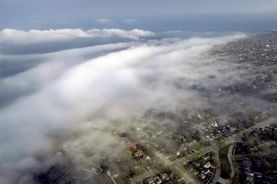 Lakeshore fog #2 copy