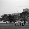 Milwaukee Cityscape on Black and White 35mm Film Photograph 28