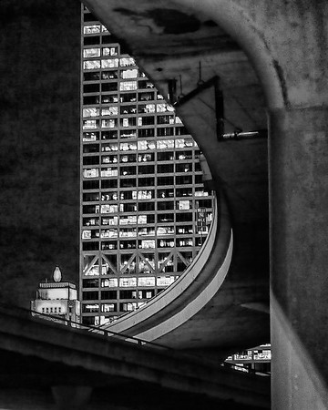 Milwaukee Scenes Black & White