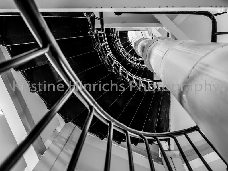 4.27.2017 Spiral staircase