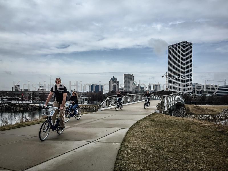 April 2, 2015. Spring Break (on a Bublr bike)