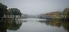 Lagoon in Fog Pano