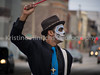 Dia de Los Muertes Leader of the Band