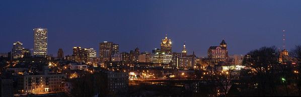 Milwaukee Skyline 2009