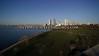 Milwaukee's Veteran's Park and Skyline April 2017. 1920 x 1080 30 fps :38