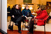 Photo from the SmartTalk Women's Lecture series featuring actress, author and activist Jane Fonda.  The event was held February 27, 2007 at Marcus Center for Performing Arts in Milwaukee, WI.  Photo by Christopher O. Bluhm.  Photo taken February 27, 2007.