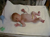 Mimi in nursery