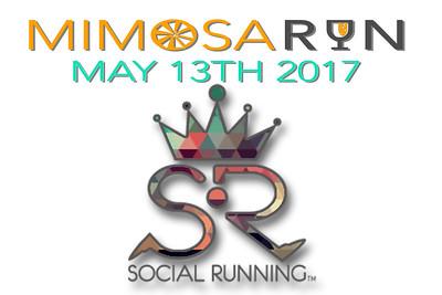 Mimosa Run Logo