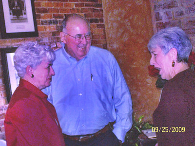 Photos From Phyllis Roberts Smith:  Cecile Searles Johns and Willard Johns, Zannia Lou McDade Speights