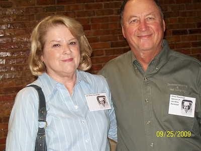 Photos From Phyllis Roberts Smith:  Amos and Jan Biles Randolph