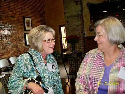 Photos From Phyllis Roberts Smith:  Linda Cheatham Hunter, Janet Samuel (Wife of Sam Samuel)