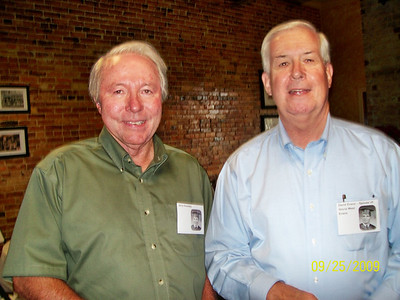 Photos From Phyllis Roberts Smith:  Jerry Huckaby, David Evans