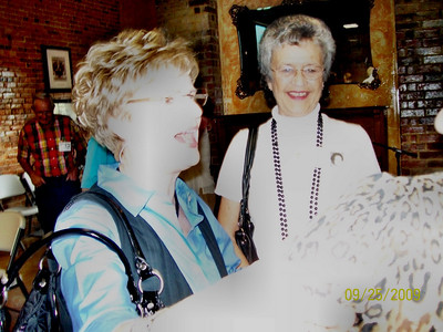 Photos From Phyllis Roberts Smith:  Sandra Brewer Terry, Marguerite Kelly Sutterfield
