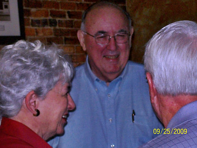 Photos From Phyllis Roberts Smith:  Cecile and Willard Johns