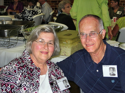 Photos from Betty Hinze:  Janet and Sam Samuel