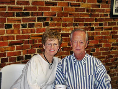 Photos from Betty Hinze:  Sandra Brewer Terry and Bob