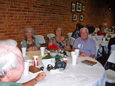 Photos From Torchie Walker Monk:  Jerry Huckaby, Gail Berry, Trish and Ronald Haynes