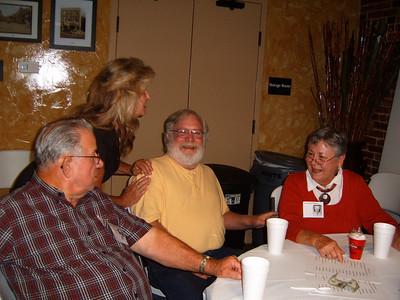 Photos From Torchie Walker Monk:  Donald Sawyer, Sandy Langheld Chanler, Jim and Linda Norris Williams