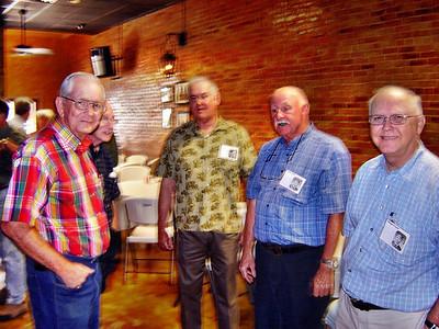 Photos From Sam Samuels:  Noel Gene Byars, Bo Daniel, Galen Pratt, Reagan Frazier
