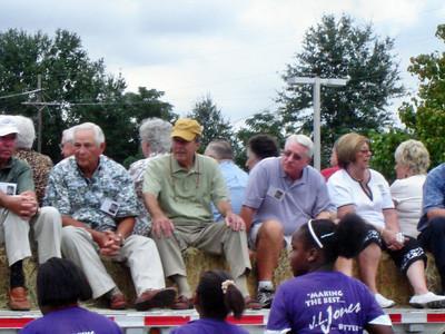 Photos From Sam Samuels:  Jerry Huckaby, Richard Berry, Ezra Carter, Ronald and Trish Haynes, Sue King Cline