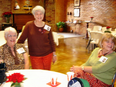 Photos From Sam Samuels:  Cecilia O'Rear Byars, Zannia Lou McDade Speights, Hilary Biles