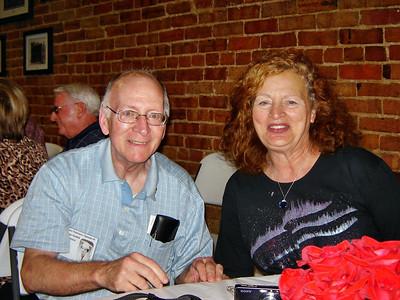 Photos From Sam Samuels:  Glen and Oree Hoefeld Robinson