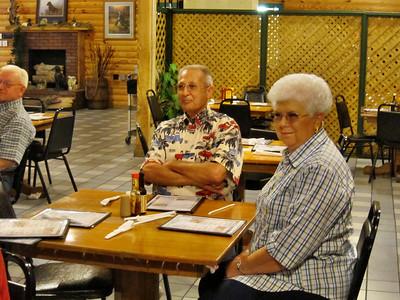 Billy Powell, Jerry & Jackie Roberts