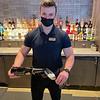 Bartender Jake Garcia