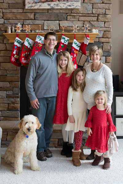 Irving Family Christmas