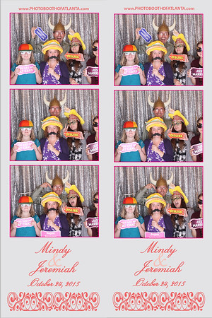 Mindy and Jeremiah's Wedding