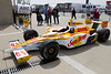 Ryan Hunter-Reay bumped out and bought into Foyts 41 car.