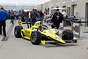 Ed Carpenter driving for Sarah Fisher Racing