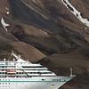 Cruiseskip / Cruiseship<br /> Adventfjorden, Svalbard 8.7.2016<br /> Tamron SP 150-600mm f/5-6.3 @ 150 mm