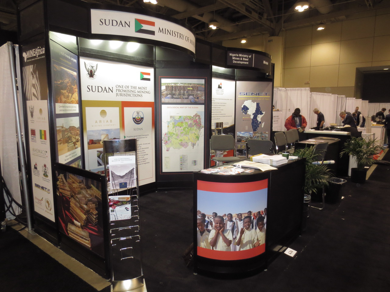 Sudan Ministry of Minerals and Ariab Mining Company