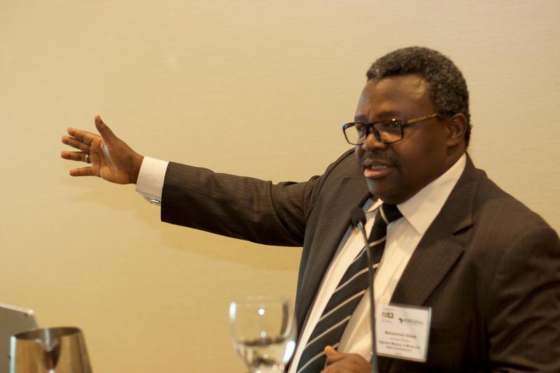 Mohammed Abbas, Permanent Secretary, Nigerian Mininstry of Mines & Steel Development