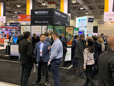 PDAC Convention attracts 25,600 delegates and 1,000 exhibitors from 135 countries