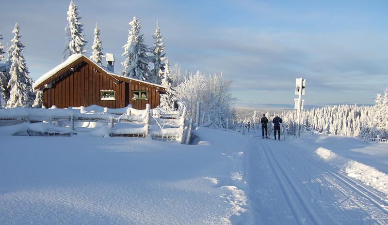 Redalssetra / Grindlirunden 28/12/2009   /   Foto: Jonny Isaksen