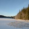 Skålmyrdammen 08/12/2011   --- Foto: Jonny Isaksen