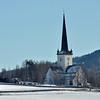 Ringsaker kirke 10/03/2013   --- Foto: Jonny Isaksen