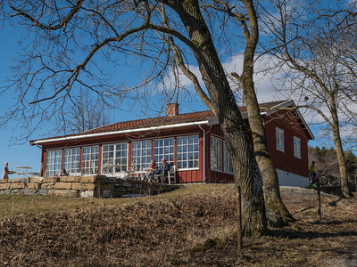 Helgøya  04/04/2015 --- Foto: Jonny Isaksen