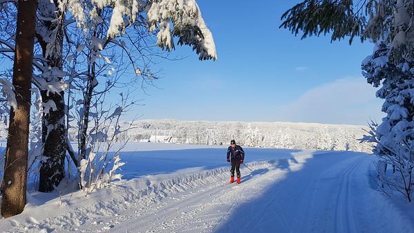 Gjøvik  03/02/2019   --- Foto: Jonny Isaksen