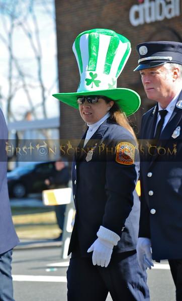 03/06/16 - Mineola/Garden City St.Patrick's Day Parade