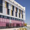 Nouvel Hopital Orléans - Espace Crèche -  Architecte Groupe 6 - 2013